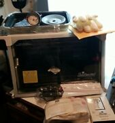Ronco Showtime 6000 Pro Professional Rotisserie And Barbecue