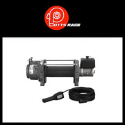 Warn 30282 9000 Lbs 4.9 Cu Clockwise Winch W/o Wire For 2011-2016 Ford And Gmc