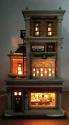 Dept 56 Christmas In The City Woolworthand039s 59249 - 2005 - Retired