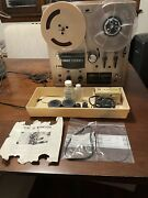 Akai 1722w 4 Track Reel To Reel Stereophonic Tape Recorder Japan