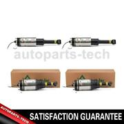 4x Arnott Industries Front Rear Air Suspension Strut For Land Rover 20102013
