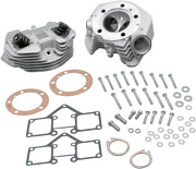 S And S Cycle Natural 3 5/8 Super Stock Cylinder Heads O-ring Intake 90-1491
