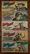 Gene Autry 1950s Comic Complete Set Great Condition Hard To Find