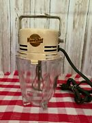 Vintage Butter Churn Electric Chicago Electric Mfg Co. 3 Cup