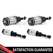 4x Arnott Industries Front Rear Air Suspension Strut For Land Rover 20052016