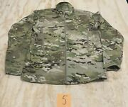 Gen Iii Ecws Army Ocp Scorpion Wind Jacket Level 4 Cold Weather Top Size Large