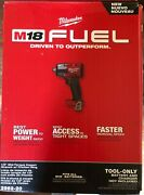 New - Milwaukee 2962-20 M18 Fuel 1/2 Mid-torque Impact Wrench W/ Friction Ring