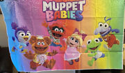 Muppet Babies Vinyl Birthday Banner Party 5x3ft New