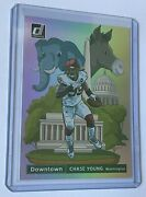 2021 Panini Donruss Football - Chase Young - Downtown Dt-8