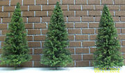 Miniature Pine Trees 20 Pack - Ho Scale Model Railroad, Snow Globes, Doll House