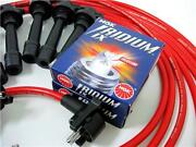 Spark Plug Wires Ngk Iridium 96-98 Ford Mustang Gt Wf4