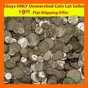 Absolutely The Best Coin Lot Estate Deal On Ebay ✯✯ Unsearched Silver Coins ✯✯