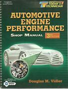 Set Of Two Manuals For Automotive Engine Performance