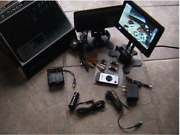 7wireless Backup Reverse Lcd Camera System4h2 Hummer
