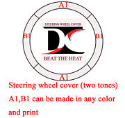 Matching Steering Wheel Cover And Seat Belt Covers Choose Color