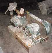 Roots Blower 3 Hp Size 55 Type Af
