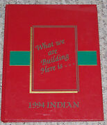 1994 Anderson High School Yearbook Indian Annual Indiana