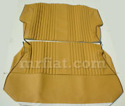 Fiat 126 Tan Seat Covers New