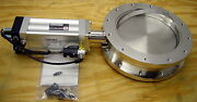 Huntington A00-1579 Butterfly Valve W/turn-act Rotary Actuator 632-5s1-400-a02