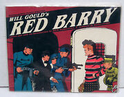 1989 Will Gould's Red Barry Comic Strip Book- 1935-1937 L5821