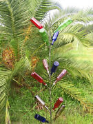 Southern 6 Ft Wine Bottle Tree Country Classic Art Decor Yard Garden Usa