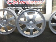 20 Wheels Mercedes-benz Sprinter 20 Inch Tires Uncluded Preowned Set