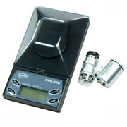 20g X 0.001g / 0.005ct Portable Digital Precision Scale With 60x Jeweler's Loupe