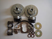 1964 1965 1966 Ford Mustang Disc Brake Conversion Front And Rear Disc Brake Kit