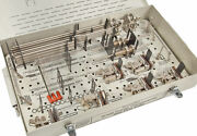Howmedica Small Frame Components And Pins Case - 5031-3-300