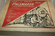 Marx The Pacemaker Electric Train Set 9465/1 W/box N/m Condition