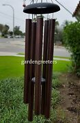 Large 50 Wind Chime Brown 50 Large Wind Chime