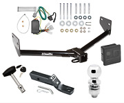 Trailer Tow Hitch For 07-11 Honda Element Deluxe Package Wiring And 2 Ball And Lock