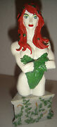 Adam Hughes Women Of The Dc Universe Poison Ivy Bust Statue Figurine Toy Figure