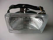 New Suzuki Headlight Dr350 Dr 350 Dr125 Dr 125 Complete With Bulb + Holder Glass