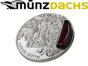 1 Amber Room Niue Island 2 Oz Silver 2012 Proof Mysteries Of History Sold Out