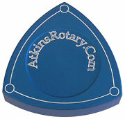 Atkins Rotary Rotor Shaped Oil Filler Cap Rotary Engine