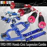 Coilover Suspension Lower Kits Camber Kits For 92-95. Honda Civic 93-01 Integra