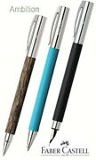 Faber-castell Ambition Mechanical Pencil In 5 Magnificent Finishes With Gift Box