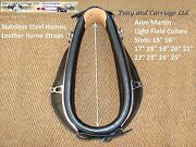 Carriage Driving Leather Full Horse Collars Field Working