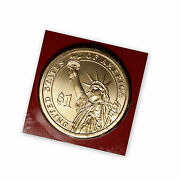 2013 D William Howard Taft Presidential Dollar Pos A Us Coin From Mint Set