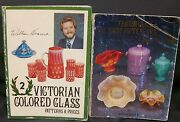 Victorian Colored Glass And Fenton Glassware The First 50 Years