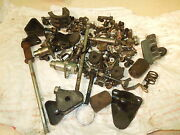 1986 Kawasaki Concours 1000 Zgt K341' Misc Bolts And Parts