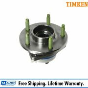 Timken 513179 Front Wheel Hub And Bearing W/ Abs For Pontiac Chevy Olds Cadillac