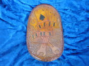 Cool Custom Chopper Bobber Hand Tooled Leather Solo Seat Bad A