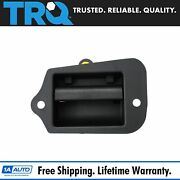 Trq Cargo Extended Cab 3rd Third Side Door Handle For Chevy S10 Pickup Truck