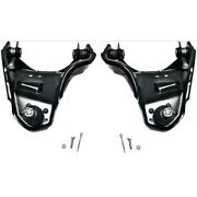 Front Upper Control Arm 2pc Set For Chevy Blazer S10 Gmc Jimmy Sonoma 4x4