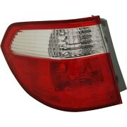 Tail Light For 2005-2007 Honda Odyssey Lh Outer Body Mounted