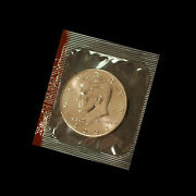 2003 D Kennedy Half Dollar Uncirculated In Original Mint Cello From Mint Set
