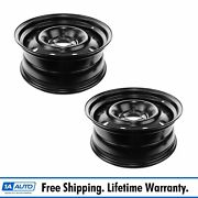 Dorman Wheel Rim 17 Inch Steel Replacement Pair Set For 05-10 300 Charger Magnum