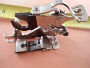 Ruffler Foot Low Shank Home Sewing Machine Left Needle Position Made In Japan